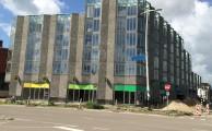 Appartementencomplex 'Kop van Lombok' te Utrecht